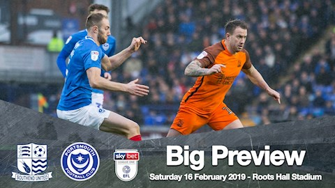 Big Preview Southend United Vs Portsmouth