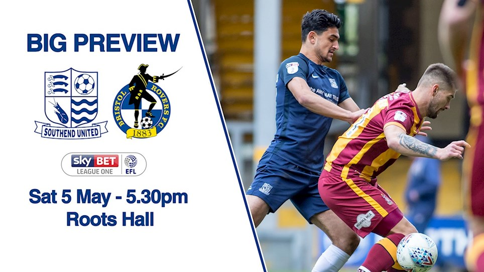 Big Preview: Southend United vs Bristol Rovers