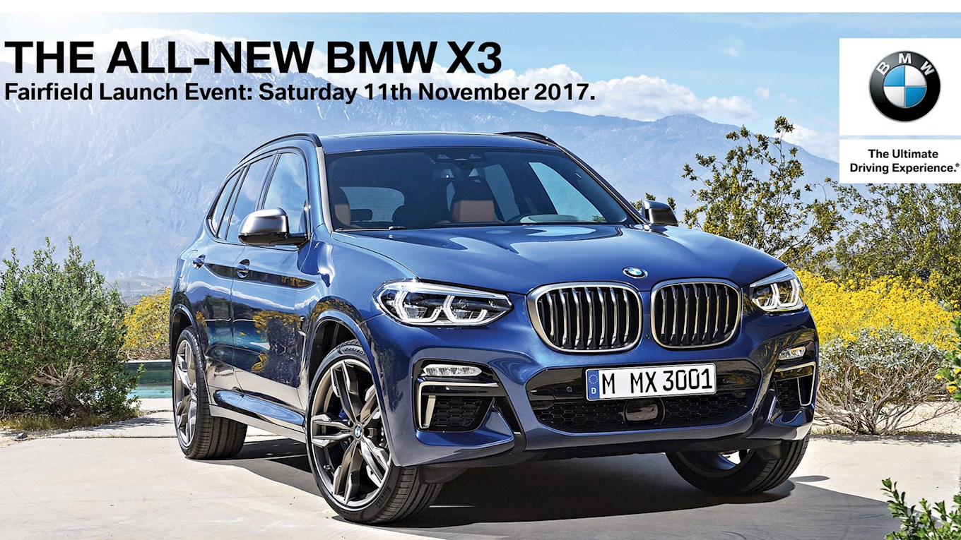 fairfield bmw announce quarterly special offers for blues
